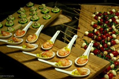 Canapes, Platters and Snack Menus